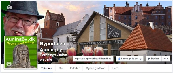 Klik her for at komme til Facebooksiden
